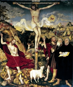 Cranach and the Theology of the Cross