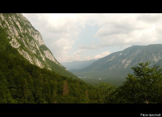 Bohinj Valley, Slovenia