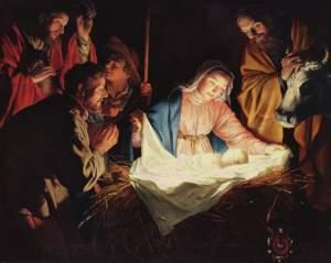 Birth Scene
